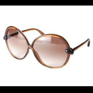 NWT Tom Ford Nicole Sunglasses